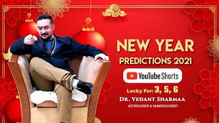 New Year Predictions 2021