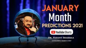 January Month Predictions 2021
